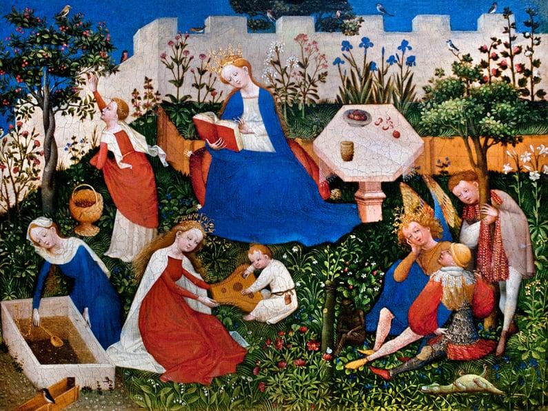 RenaissanceMaryGarden