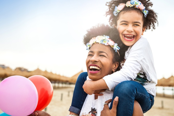 Don't Miss a Celebration: Family Reflection Video