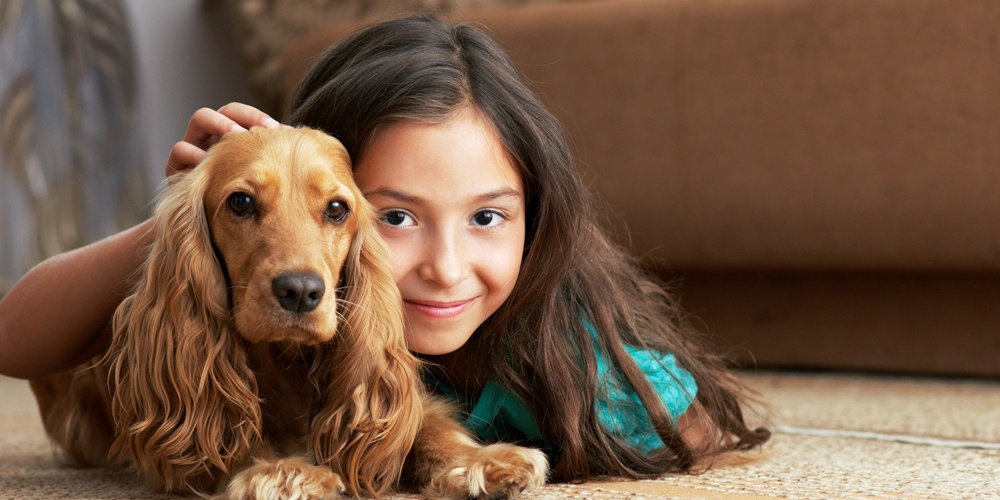 The Children and Dogs: Family Reflection Video