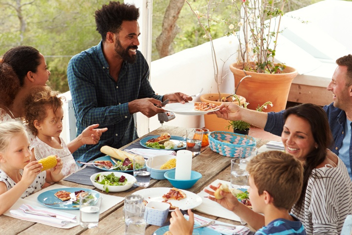 Family Reflection Video: Food, Glorious Food