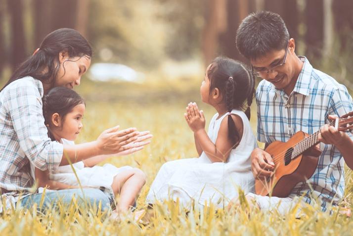 Increase Our Faith: Family Reflection Video