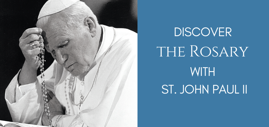 Saint John Paul II, Our Mentor in the School of Mary
