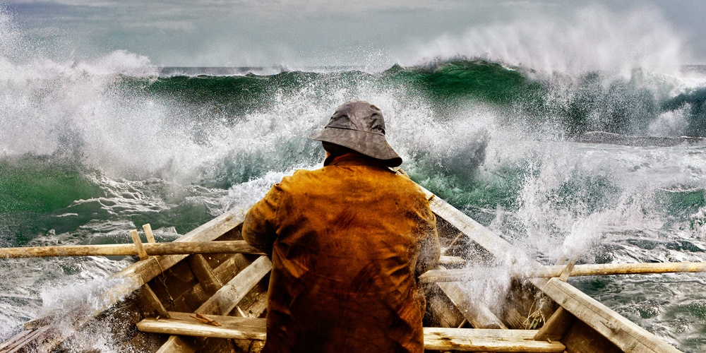 Riding Out Tough Waters with Jesus' Help: Family Reflection Video