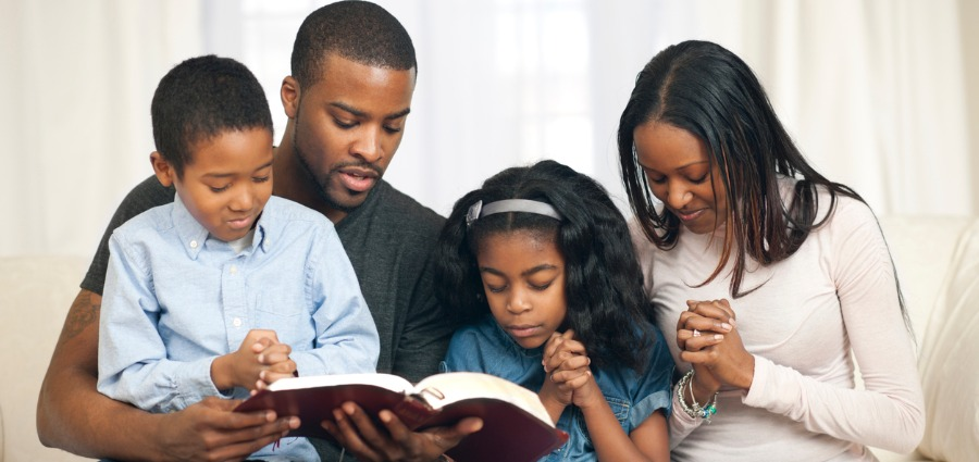 Speak Your Word with All Boldness: Family Reflection Video