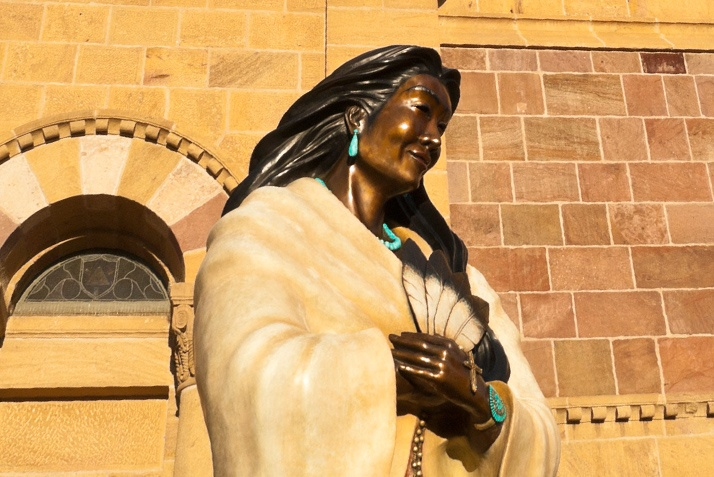 Family Reflection Video: Saint Kateri Tekakwitha