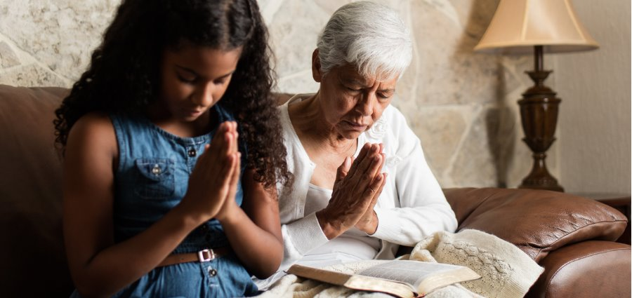 Words Take On Deeper Meaning: Family Reflection