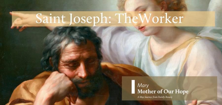 Saint JosephTheWorker