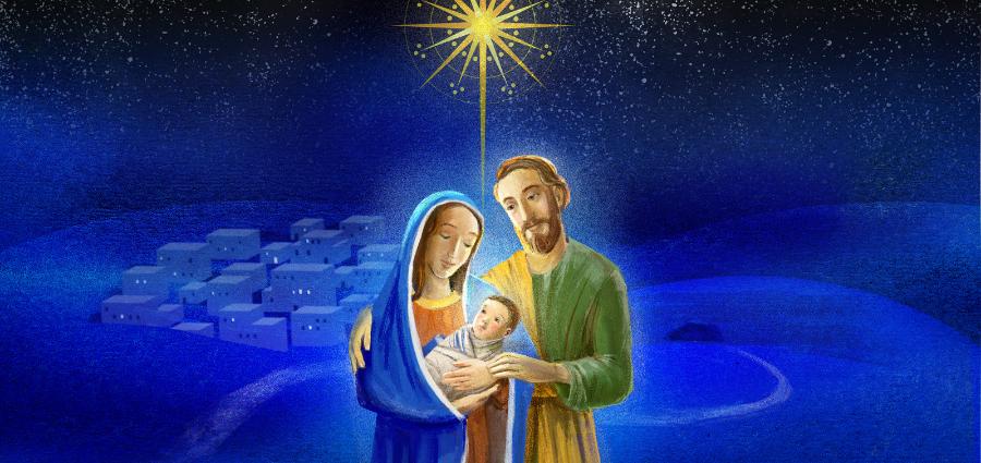 The ThirdJoyful Mystery:Joseph at theBirth of Jesus