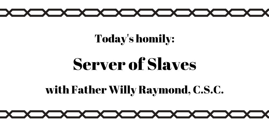 Server of Slaves: Family Reflection Video