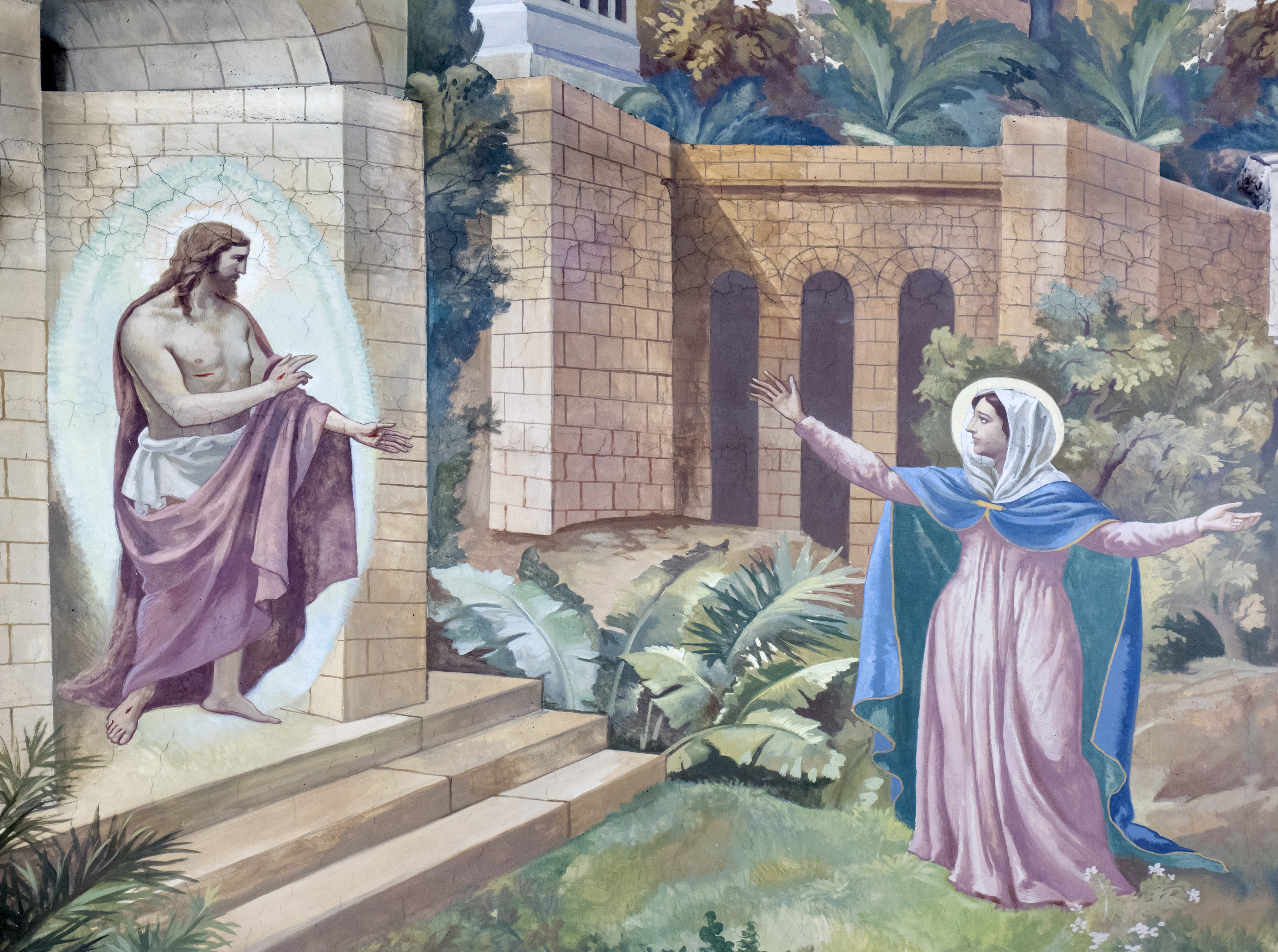 Mary Magdalene Waited And Was Rewarded - Family Reflection Video